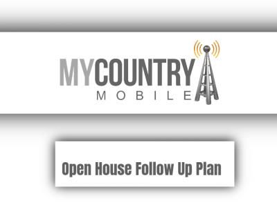 Open House Follow Up Plan