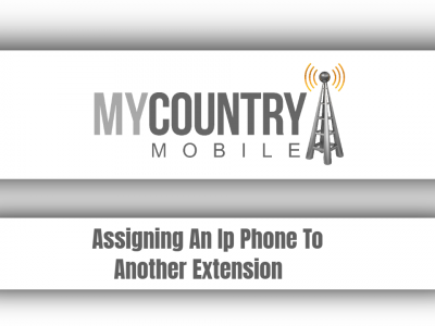 Assigning An IP Phone To Another Extension