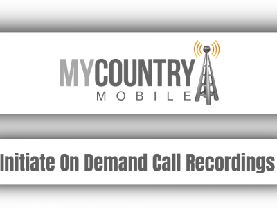 Initiate On Demand Call Recordings