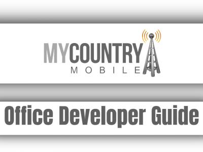 Office Developer Guide