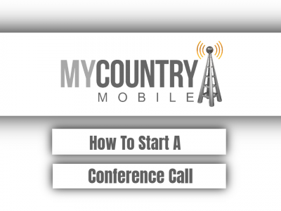 How To Start A Conference Call