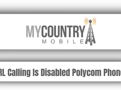 URL Calling Is Disabled Polycom Phone