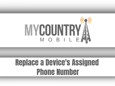 Replace a Device's Assigned Phone Number