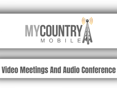 Video Meetings And Audio Conference