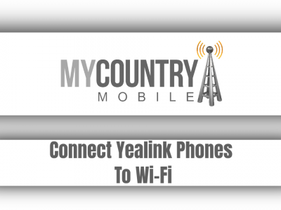Connect Yealink Phones To Wi-Fi
