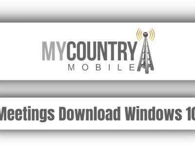 Meetings Download Windows 10
