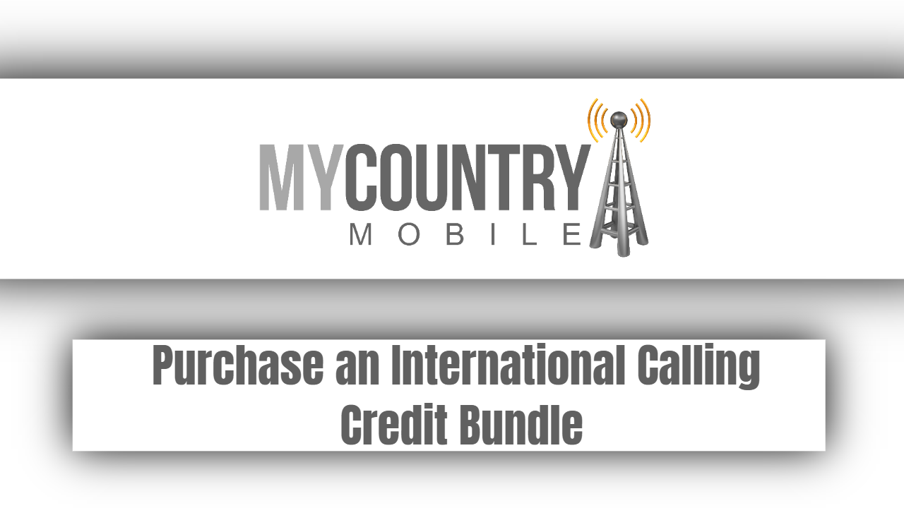 Purchase an International Calling Card Number