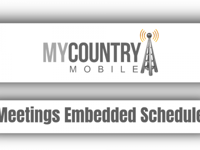 Meetings Embedded Schedule