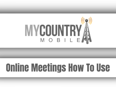 Online Meetings How To Use