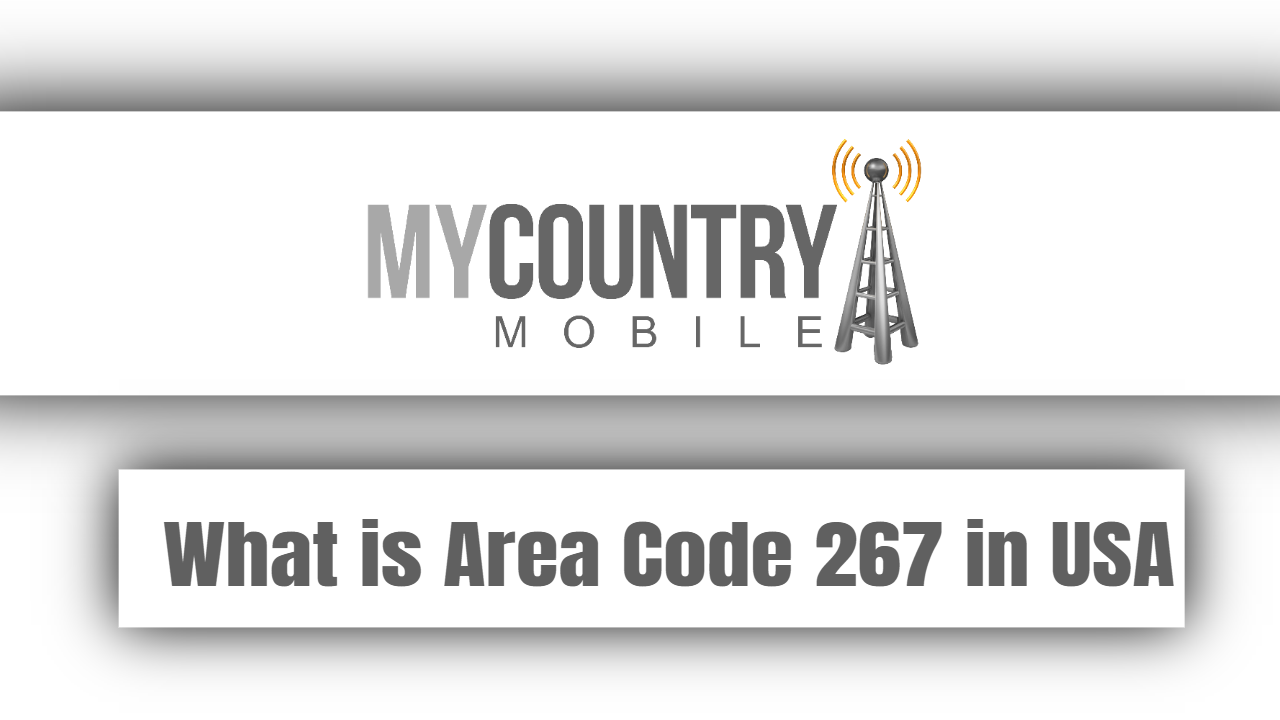 What is Area Code 267 in USA
