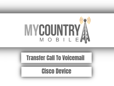 Transfer Call To Voicemail Cisco Device