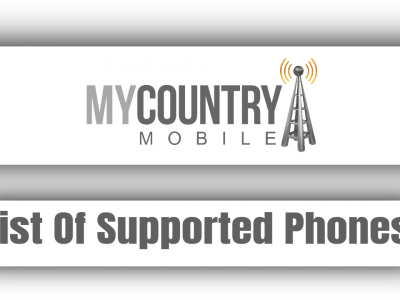 List Of Supported Phones
