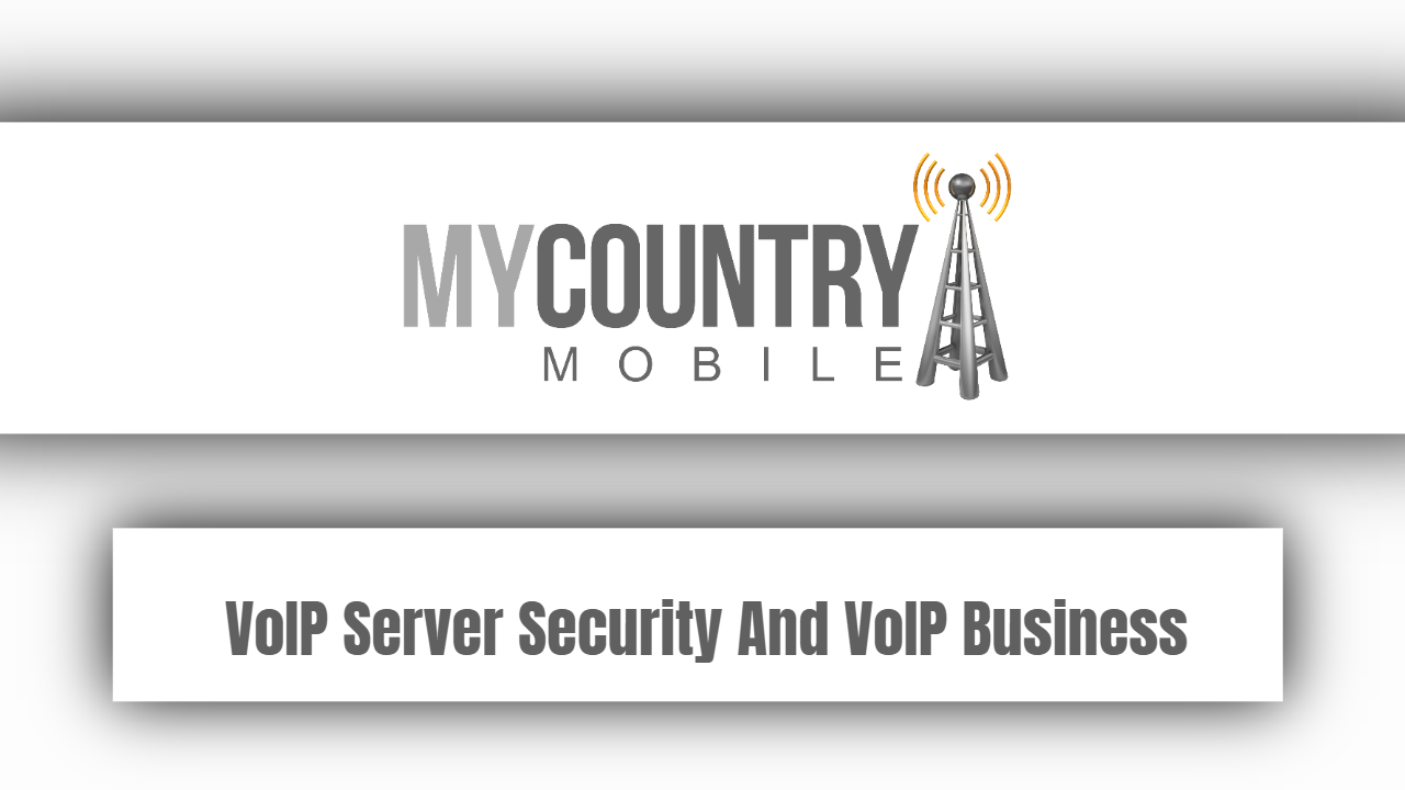 VoIP Server Security And VoIP Business