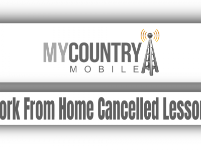 Work From Home Cancelled Lessons
