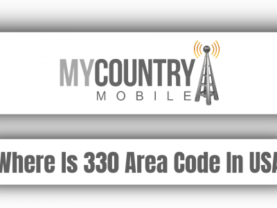 Where Is 330 Area Code In USA