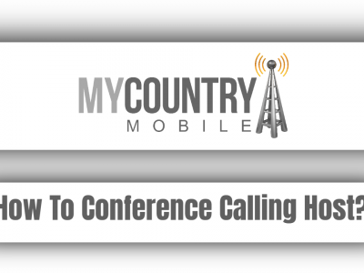 How To Conference Calling Host?