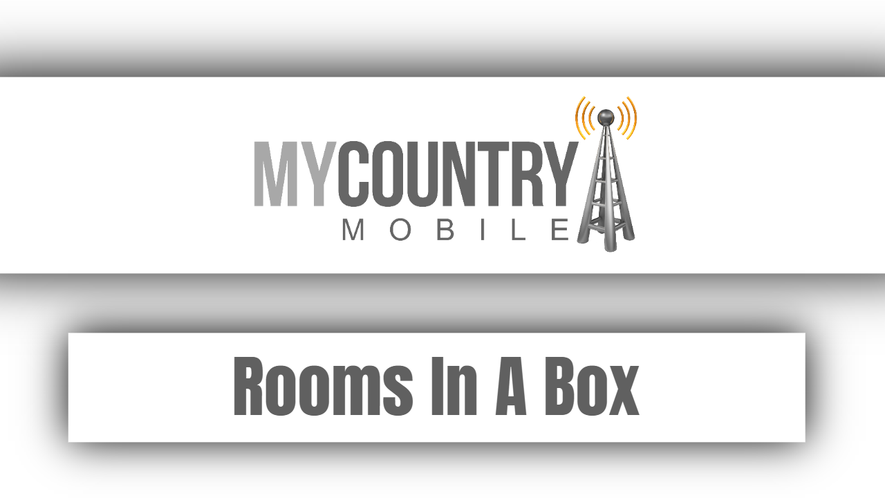Rooms In A Box