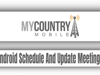 Android Schedule And Update Meetings