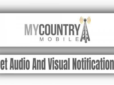 Set Audio And Visual Notifications