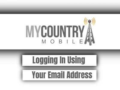 Logging In Using Your Email Address