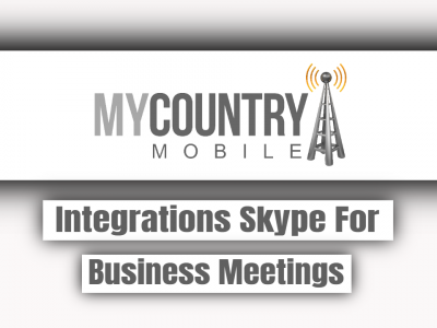 Integrations Skype For Business Meetings