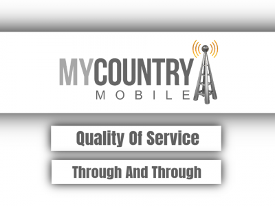 Quality Of Service Through And Through