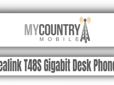Yealink T48S Gigabit Desk Phone
