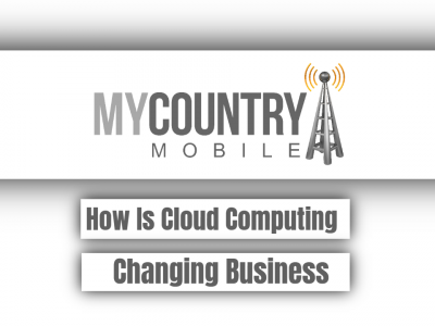How Is Cloud Computing Changing Business