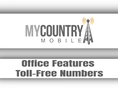 Office Features Toll-Free Numbers