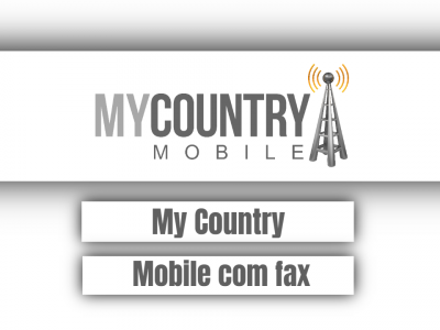My Country Mobile com fax