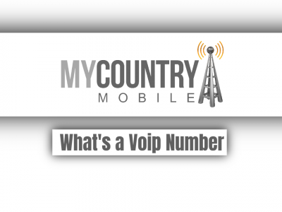 What's a Voip Number