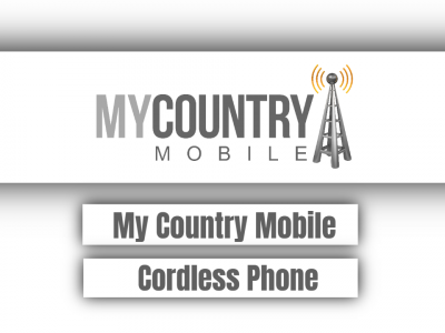 My Country Mobile Cordless Phone