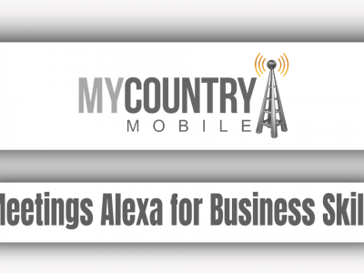 Meetings Alexa for Business Skill