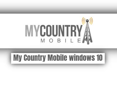 My Country Mobile windows 10
