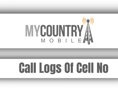 Call Logs Of Cell No