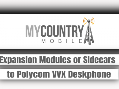 Expansion Modules Or Sidecars To Polycom VVX