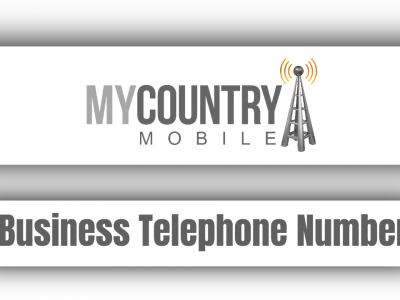 Business Telephone Number