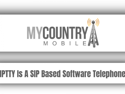 IPTTY Is A SIP Based Software Telephone