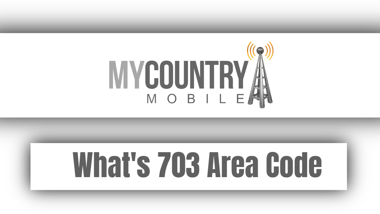 What's 703 Area Code