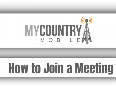 How to Join a Meeting