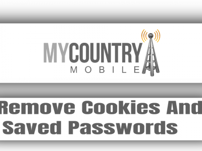 Remove Cookies And Saved Passwords