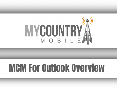 MCM For Outlook Overview
