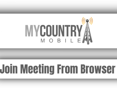Join Meeting From Browser