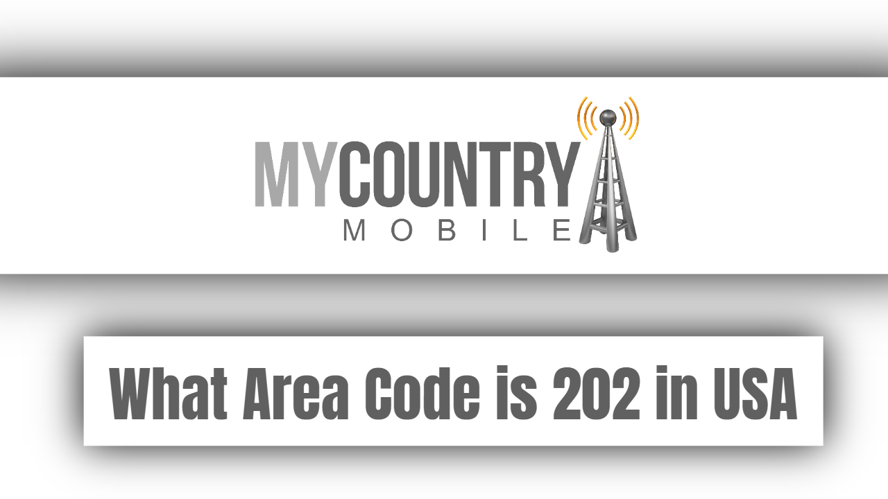 What Area Code is 202 in USA