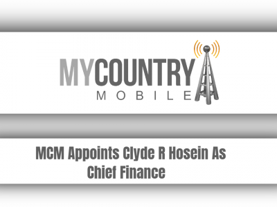 MCM Appoints Clyde R Hosein As Chief Finance