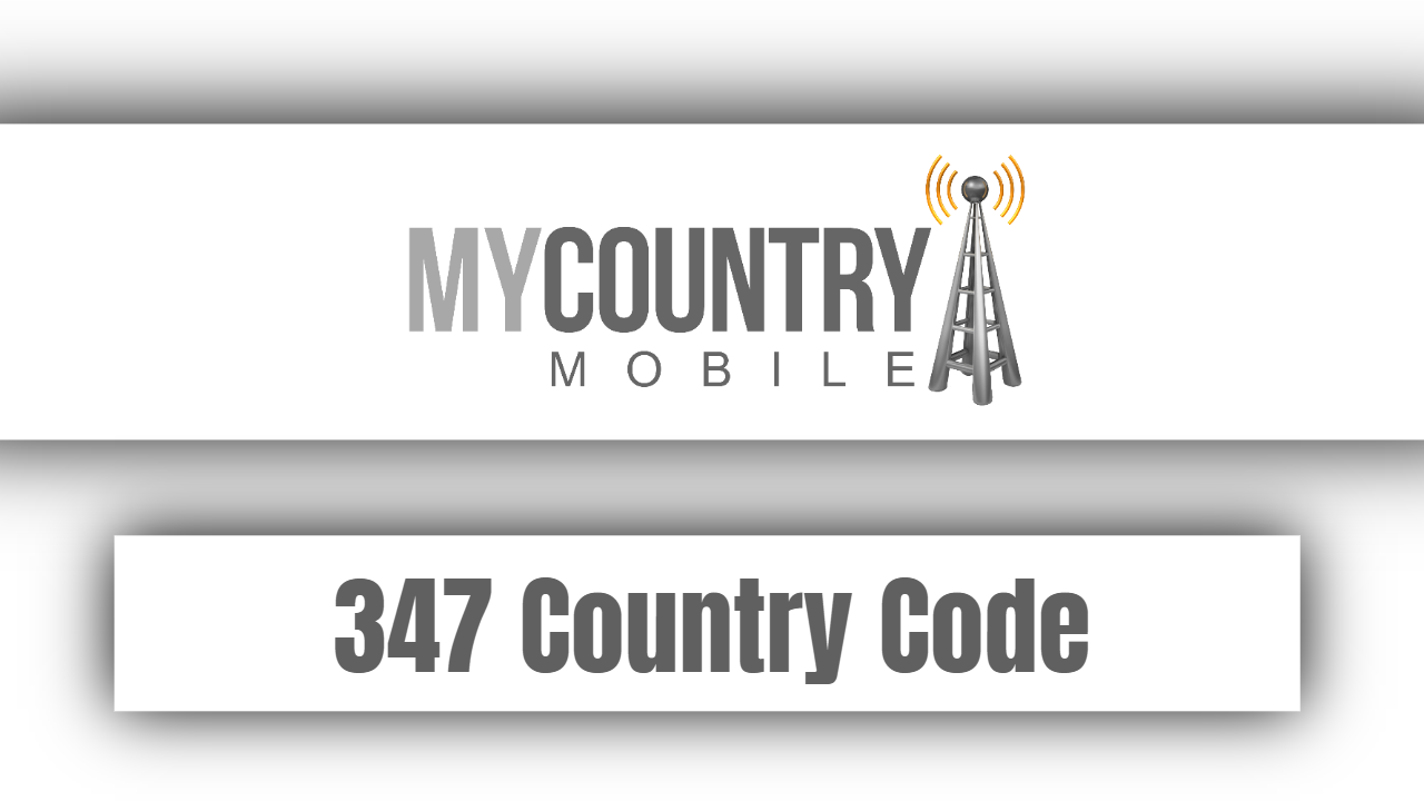 347 Country Code