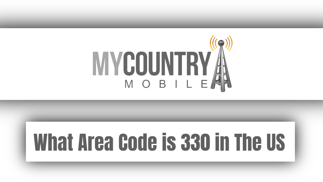 What Area Code is 330 in The US