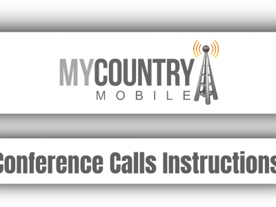 Conference Calls Instructions