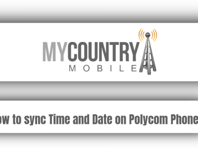 How to sync Time and Date on Polycom Phone