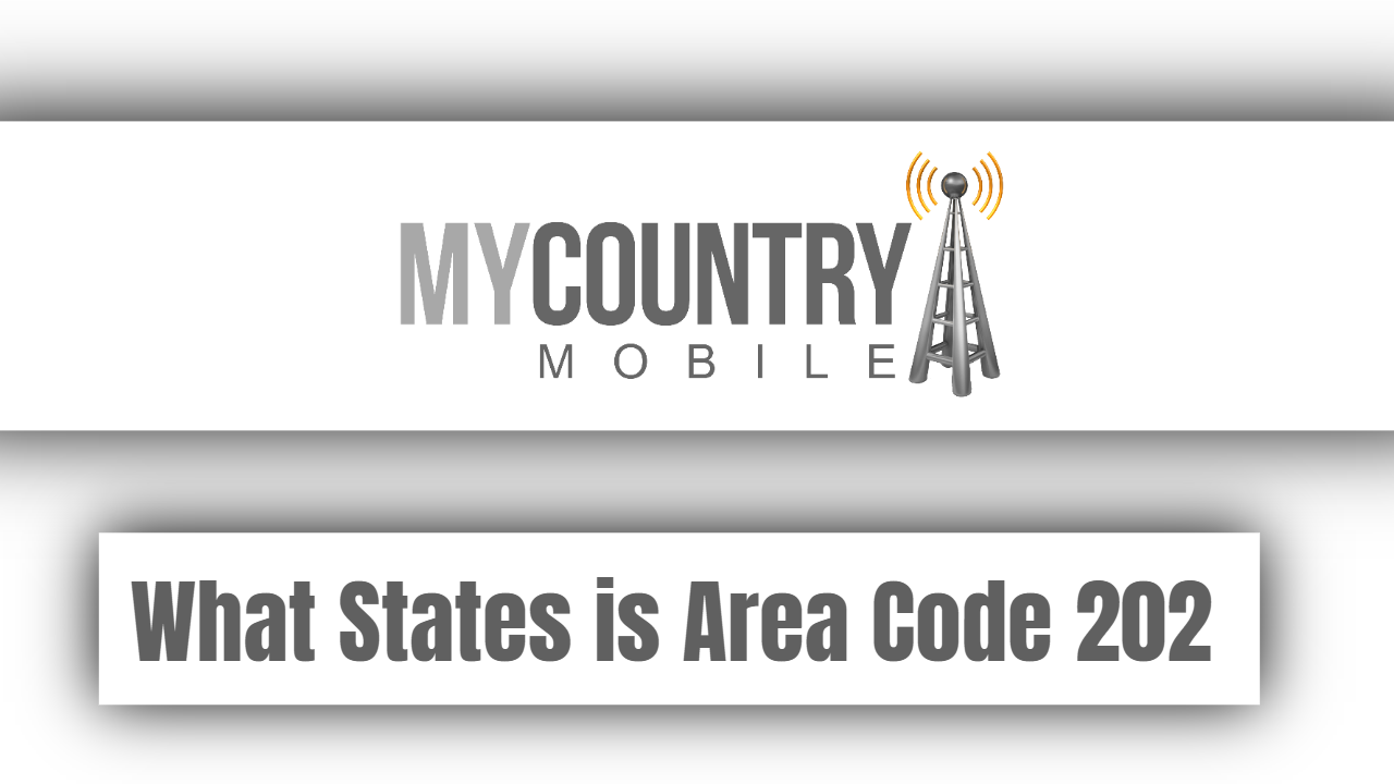 What States is Area Code 202